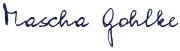 Mascha-Unterschrift